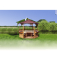 PROMADINO Pavillon-Set »Palma«, sechseckig, BxT: 326 x 326 cm, inkl. Dacheindeckung-Thumbnail