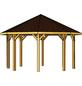 SKANHOLZ Pavillon, Zeltdach, achteckig, BxT: 557 x 557 cm-Thumbnail
