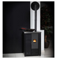 GLOBEFIRE Pelletherd »Pasquale«, 7,5 kW-Thumbnail