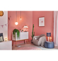 PAULMANN Pendelleuchte messingfarben/klar 20 W, 1-flammig, E27, dimmbar, ohne Leuchtmittel-Thumbnail
