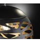 wofi® Pendelleuchte »RACHEL« schwarz/goldfarben, 60 W, E27, ohne Leuchtmittel-Thumbnail