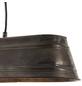 BRILLIANT Pendelleuchte stahlschwarz 40 W, 4-flammig, E27, dimmbar, ohne Leuchtmittel-Thumbnail
