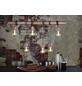 EGLO Pendelleuchte »TOWNSHEND 4« braun, 6 W, E27, ohne Leuchtmittel-Thumbnail