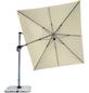 CASAYA Pendelschirm, Format: 340 x 250 x 267 cm, abknickbar, Sonnenschutzfaktor: 50+-Thumbnail