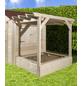 WEKA Pergola, Holz, geeignet für: Kinderspielhaus Drachenhöhle-Thumbnail