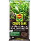 COMPO Pflanzenerde, 5 l, geeignet für: Immergrüne Zimmer- und Balkonpflanzen-Thumbnail