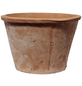 Kirschke Pflanzgefäß »Braga«, ØxH: 25 x 16 cm, terrakottafarben-Thumbnail