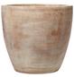 Kirschke Pflanzgefäß »GIANNA«, ØxH: 22 x 18 cm, terrakottafarben-Thumbnail