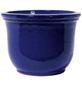 Kirschke Pflanzgefäß »Lage«, ØxH: 20 x 17 cm, blau-Thumbnail