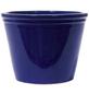 Kirschke Pflanzgefäß »Lemgo«, ØxH: 30 x 25 cm, blau-Thumbnail