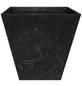 ARTSTONE Pflanztopf »Artstone«, Breite: 25 cm, schwarz, Kunststoff-Thumbnail