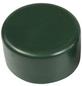 FLORAWORLD Pfostenkappe, BxHxT: 6 x 2 x 6 cm, grün, für Pfostenabdeckung-Thumbnail
