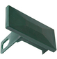 FLORAWORLD Pfostenkappe, BxHxT: 9,5 x 7,2 x 4,5 cm, grün, für Premium -Pfosten 60 x 40 mm-Thumbnail