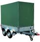 STEMA PKW-Anhänger mit Plane »BASIC ST 2000 O2 20-30-15.2«, 153x301x34,5 cm, max. Nutzlast 1488 kg-Thumbnail