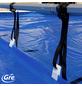 GRE Planenaufroller, BxH: 17 x 43 cm, Aluminium, geeignet für: Aufstellpools bis max. 6,5 m-Thumbnail