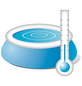 BESTWAY Pool-Heizung »Flowclear«, 2800 W, geeignet für Pools bis 17.035  l-Thumbnail