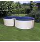 MYPOOL Pool-Set,  achtform, B x L x H: 320 x 525 x 110 cm-Thumbnail