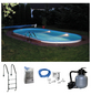 Pool-Set BxLxH: 350 cm x 700 cm x 120 cm-Thumbnail