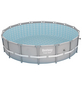BESTWAY Pool-Set »Power Steel«, Ø x H: 488 cm x 122 cm-Thumbnail