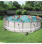 BESTWAY Pool-Set »Power Steel«, Ø x H: 549 cm x 132 cm-Thumbnail