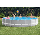 INTEX Pool-Set »Prism Rondo«, rund, Ø x H: 610 x 132 cm-Thumbnail