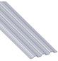 alfer® aluminium Profil »combitech®«, BxHxL: 68,5 x 5,4 x 1000 mm, silberfarben-Thumbnail