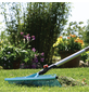 GARDENA Rasenrechen »Combisystem«, Arbeitsbreite: 60 cm, Stahl, türkis-Thumbnail