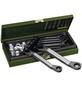 PROXXON Ratschen-Set »Industrial« 6-teilig, Schlüsselgröße: von 6 bis 19  mm-Thumbnail