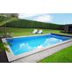 KWAD Rechteckpool »de Luxe «, rechteckig, BxHxL: 300 x 150 x 600 cm-Thumbnail