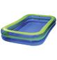 WEHNCKE Rechteckpool »Jumbo«, blau/grün, BxHxL: 183 x 50 x 305 cm-Thumbnail