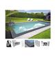 KWAD Rechteckpool »Steely Supreme «, rechteckig, BxHxL: 350 x 150 x 700 cm-Thumbnail