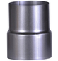 FIREFIX® Reduzierstück, ØxL: 11 x 16 cm, Stärke: 0,6 mm, Stahl-Thumbnail