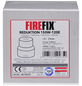 FIREFIX® Reduzierstück, ØxL: 15 x 16 cm, Stärke: 2 mm, Stahl-Thumbnail
