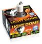 EXO TERRA Reflektorklemmlampe Light Dome schwarzØ18x17cm-Thumbnail