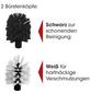 EASYMAXX Reinigungsbürste, BxL: 6,5 x 36,8 cm-Thumbnail