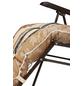 BEST Relaxliege »Sylt«, Stahl, inkl. Auflage-Thumbnail