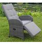 GARDEN PLEASURE Relaxsessel »Salerno«, Aluminium-Thumbnail