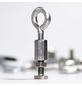 KGT Ring-Hakenkombination für Gewächshäuser, BxLxH: 1 x 3 x 3 cm, Metall-Thumbnail