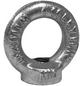 CONNEX Ringmuttern , M10, Silber, Stahl-Thumbnail
