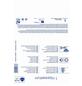 KIEPENKERL Ritterstern / Amaryllis x Hybrida Hippeastrum »Lachs «-Thumbnail