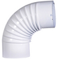 FIREFIX® Rohrbogen, Ø: 12 cm, Stärke: 0,6 mm, Stahl-Thumbnail
