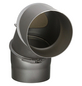 FIREFIX® Rohrbogen, Ø: 15 cm, Stärke: 2 mm, Stahl-Thumbnail