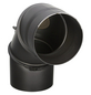 FIREFIX® Rohrbogen, ØxL: 15 x 30 cm, Stärke: 2 mm, Stahl-Thumbnail
