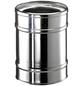 ZICKWOLFF Rohrelement, ØxL: 15 x 30 cm, Stärke: 25 mm, Edelstahl-Thumbnail