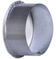 FIREFIX® Rohrkapsel, Ø: 10 cm, Stärke: 0,6 mm, Stahl-Thumbnail