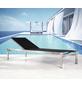 BEST Rollliege »Marbella«, Gestell: Edelstahl-Thumbnail