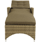 ploß® Rollliege »Rabida Comfort«, Aluminium + Polyester-Thumbnail