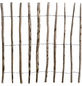MR. GARDENER Rollzaun, Haselnuß-Ruten, LxH: 500 x 120 cm-Thumbnail