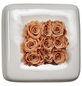 Rosen in Keramik »Infinity-Bloom«,  Chest, weiss/rose, BxHxT: 16 x 16 x 9  cm-Thumbnail