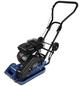 SCHEPPACH Rüttelplatte »HP 800S«, blau/schwarz, Edelstahl/Kunststoff, inkl. Gummimatte und Fahrvorrichtung-Thumbnail